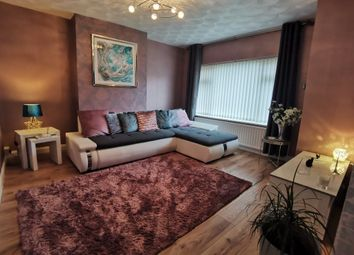 Thumbnail 3 bed semi-detached house for sale in Langport Avenue, Llanrumney, Cardiff