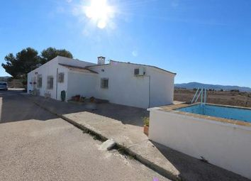 Thumbnail 3 bed villa for sale in Spain, Valencia, Alicante, Monóvar