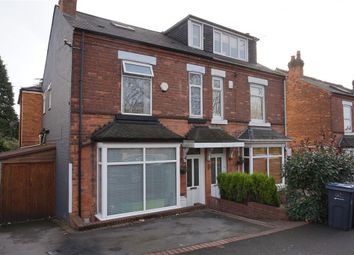 Thumbnail 4 bed semi-detached house for sale in Jockey Road, Sutton Coldfield