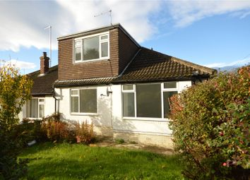 Thumbnail 3 bed semi-detached bungalow for sale in Hillside Avenue, Guiseley, Leeds, West Yorkshire