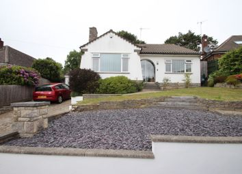 Thumbnail 4 bed detached bungalow for sale in Woodbury Close, Christchurch