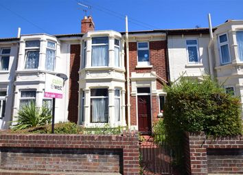 Thumbnail 3 bed terraced house for sale in Langstone Road, Portsmouth, Hampshire