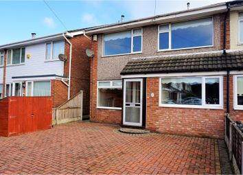 Thumbnail 3 bedroom end terrace house for sale in Robert Grove, Liverpool