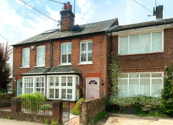 Thumbnail 3 bed terraced house for sale in York Road, Marlow, Buckinghamshire