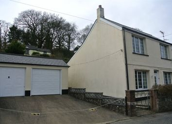 Thumbnail 3 bed detached house for sale in Victoria Road, Cwmffrwd, Pontypool