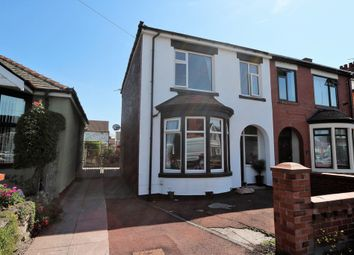 Thumbnail 3 bed semi-detached house for sale in Chislehurst Avenue, Blackpool