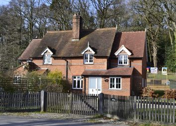 Thumbnail 3 bedroom cottage for sale in High Street, Hermitage, Berkshire