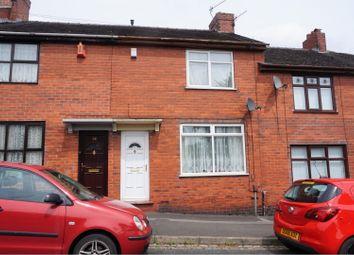 Thumbnail 2 bed terraced house for sale in Elizabeth Street, Hanley, Stoke-On-Trent