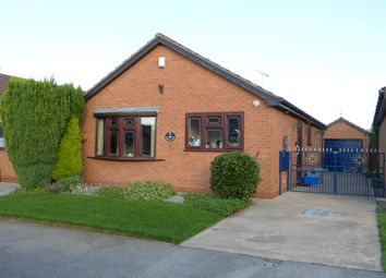 Thumbnail 2 bed bungalow for sale in Allison Close, Messingham, Scunthorpe
