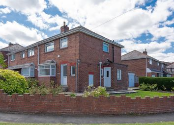 3 bed semi-detached house for sale in Wesley Terrace, Consett DH8