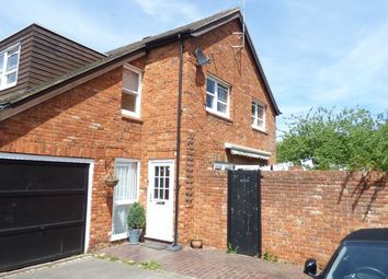 Thumbnail 4 bedroom semi-detached house to rent in Colville Court, Back Lane, Great Missenden