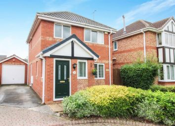 Thumbnail 3 bed detached house for sale in Hill Crest Drive, Beverley