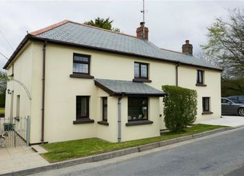 Thumbnail 4 bed property for sale in East View, Church Lane, Holsworthy
