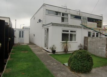 Thumbnail 2 bed end terrace house to rent in Trevean Close, Camborne, Cornwall