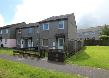 Thumbnail 3 bed end terrace house for sale in Rock Close, Pengegon, Camborne