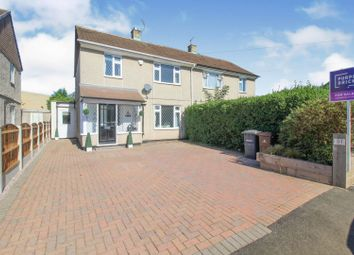 3 bed semi-detached house for sale in Winster Road, Chaddesden, Derby DE21