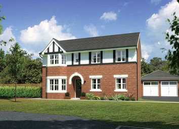 "Thumbnail 4 bedroom detached house for sale in ""Hollandswood"" At Sherbourne Avenue, Chester CH4, Chester,"