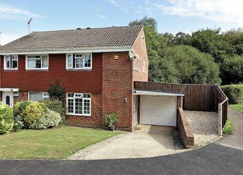 Thumbnail 3 bed semi-detached house for sale in Corsair Drive, Dibden, Southampton