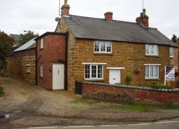 Thumbnail 2 bedroom cottage to rent in Upper High Street, Harpole
