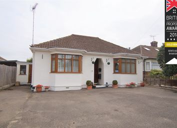 Thumbnail 2 bed detached bungalow for sale in Bideford Close, Westcliff-On-Sea