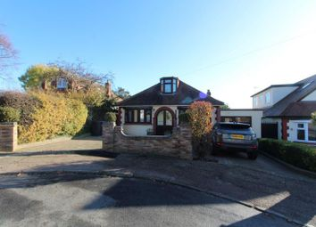 Thumbnail 4 bed detached house to rent in Burleigh Way, Cuffley, Potters Bar