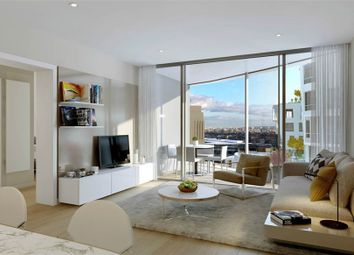 Thumbnail 1 bedroom flat for sale in Battersea Roof Gardens, Battersea Power Station, 188 Kirtling Street, London
