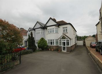 Thumbnail 4 bed semi-detached house for sale in Boundary Road, Carshalton, Surrey
