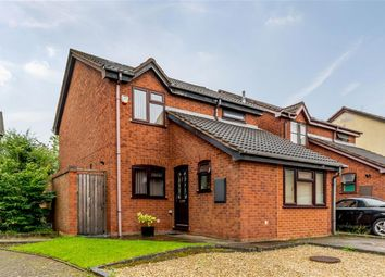 Thumbnail 3 bed detached house for sale in Haymoor, Lichfield