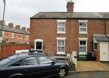 Thumbnail 2 bed terraced house for sale in Victoria Terrace, Castlefields, Shrewsbury