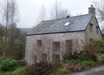 Thumbnail 2 bed detached house to rent in The Mill, Cribau Mill, Llanvair Discoed, Chepstow