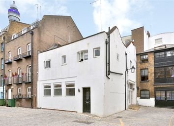 Thumbnail 5 bedroom mews house for sale in Grafton Mews, Fitzrovia, London
