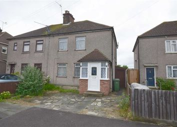 Thumbnail 2 bed semi-detached house for sale in Conrad Road, Stanford Le Hope, Essex