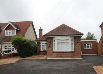 Thumbnail 3 bed bungalow for sale in Castle Lane West, Bournemouth