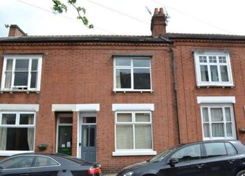 Thumbnail 3 bedroom terraced house to rent in Hartopp Road, Clarendon Park, Leicester