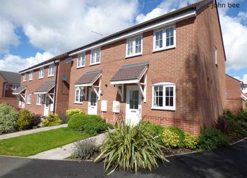 Thumbnail 2 bed semi-detached house for sale in Hollingworth Close, Yarnfield, Staffordshire