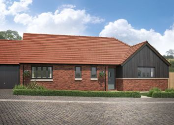 Thumbnail 3 bed detached bungalow for sale in King Alfred Way, Newton Poppleford, Sidmouth