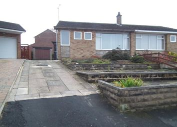 Thumbnail 2 bed semi-detached bungalow to rent in Wrenbury Crescent, Leeds