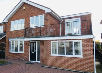 Thumbnail 4 bed detached house for sale in Withington Drive, Astley, Tyldesley, Manchester