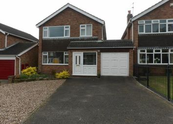 Thumbnail 3 bedroom detached house for sale in Ornsay Close, Nottingham, Nottinghamshire