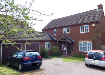 Thumbnail 4 bed detached house for sale in Main Street, Newton Burgoland