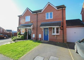 Thumbnail 2 bed semi-detached house to rent in Williamson Gardens, Langley Mill, Nottingham