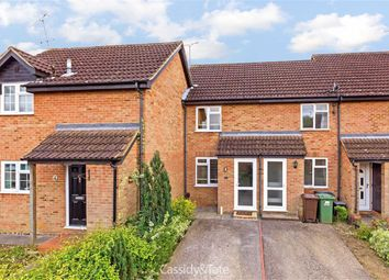 Thumbnail 1 bed terraced house to rent in Twyford Road, St Albans, Hertfordshire