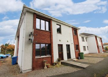 Thumbnail 2 bedroom flat for sale in 28 Berneray Court, Drakies, Drakies Inverness