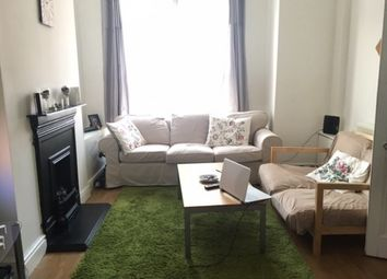 Thumbnail 2 bed terraced house to rent in Audley Road, Manchester