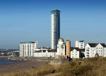1 bed flat to rent in Meridian Tower, Trawler Road, Swansea. SA1