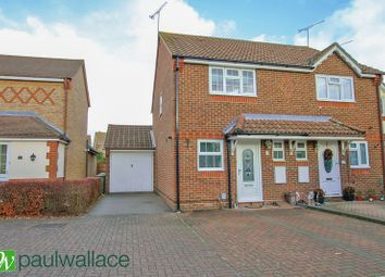 Thumbnail 2 bed semi-detached house to rent in Waltham Gate, Thomas Rochford Way, Cheshunt, Waltham Cross