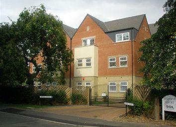 Thumbnail 2 bed flat for sale in 6 Senso Court, Stoke Lane, Gedling, Nottingham