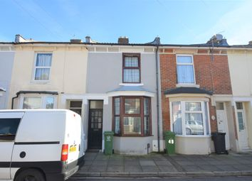 Thumbnail 2 bed terraced house for sale in Ward Road, Southsea