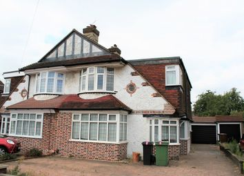 Thumbnail 4 bed semi-detached house to rent in Chadacre Road, Stoneleigh, Epsom