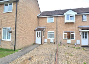 Thumbnail 2 bedroom terraced house for sale in Witham Close, St Ives, Cambridgeshire